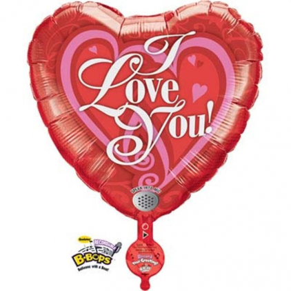 I Love you recordable