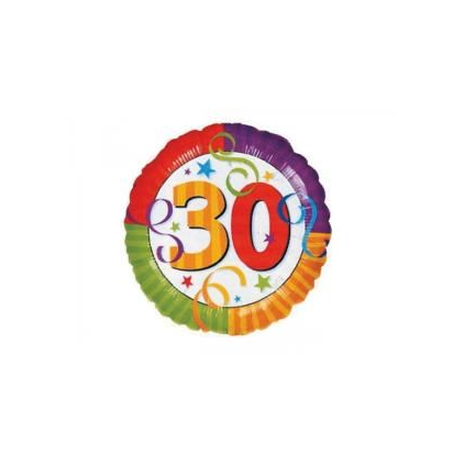 Folieballon 30
