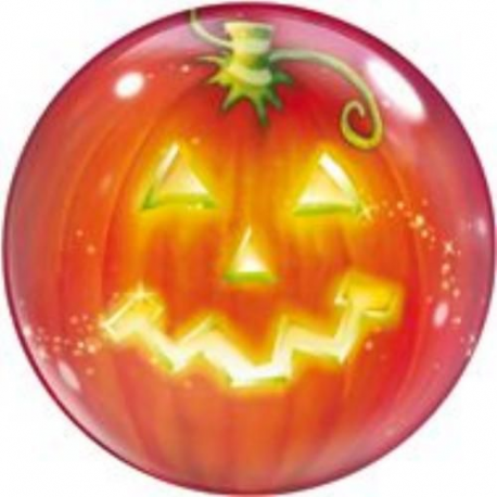 Bubble Pumpkin (pompoen)