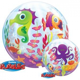 Bubble Fun Sea