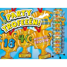 Party trofeeën